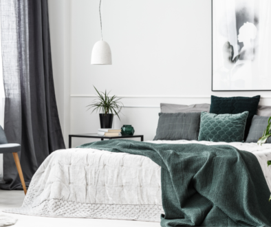 Sypialnia według Feng Shui